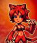Fire Cat [BEASTMAN]
